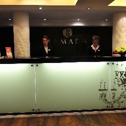 Reception Ramada Financial District Fotos