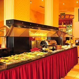 Buffet Ramada Financial District Fotos
