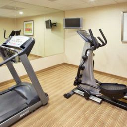 Wellness/Fitness Holiday Inn Express Hotel & Suites FRESNO (RIVER PARK) HWY 41 Fotos