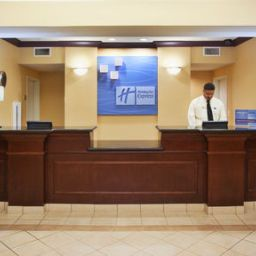 Halle Holiday Inn Express Hotel & Suites FRESNO (RIVER PARK) HWY 41 Fotos