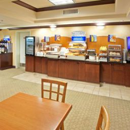 Restaurant Holiday Inn Express Hotel & Suites FRESNO (RIVER PARK) HWY 41 Fotos
