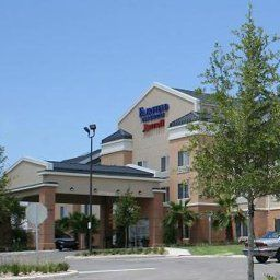 Exterior view Fairfield Inn & Suites Clermont Fotos