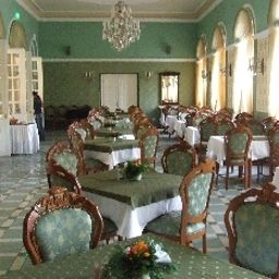 Breakfast room within restaurant Eger Fotos