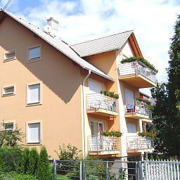 Vista exterior OREL Apartments Fotos