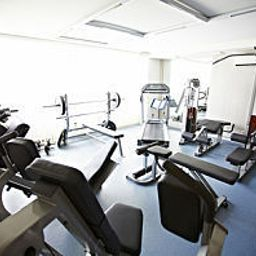 Sala fitness River Park Fotos