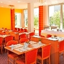 Breakfast room TREFF City Centre Solingen Fotos