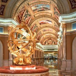 Hall The Venetian Macao Resort Hotel Fotos