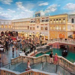 The Venetian Macao Resort Hotel Fotos