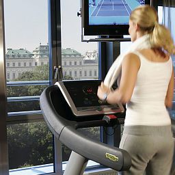 Fitness Lindner Hotel Am Belvedere Fotos