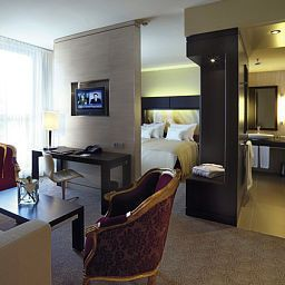 Junior Suite Lindner Hotel Am Belvedere Fotos
