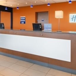 Hall Holiday Inn Express LIVERPOOL -JOHN LENNON AIRPORT Fotos