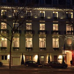 Vista esterna InterContinental PARIS - AVENUE MARCEAU Fotos
