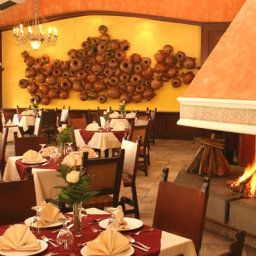 Restaurant Villa Antigua Resort And Conference Center Fotos