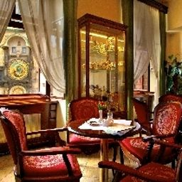 Breakfast room within restaurant Grand Praha Fotos