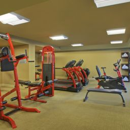 Wellness/Fitness Heldrich Hotel and Spa Fotos