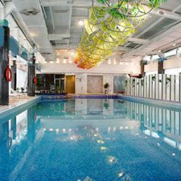 Pool Overseas Chinese Hotel Wenzhou Booking upon request, HRS will contact you to confirm Fotos