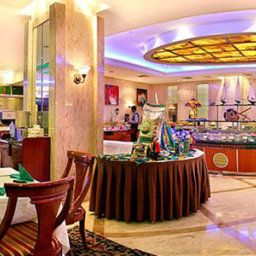 Restaurant Overseas Chinese Hotel Wenzhou Booking upon request, HRS will contact you to confirm Fotos