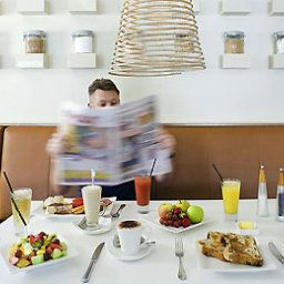 Breakfast room within restaurant ibis Townsville Fotos