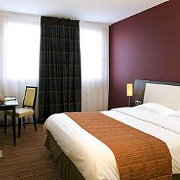 Room Mercure Rennes Cesson Fotos