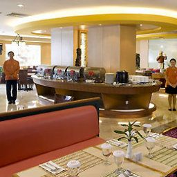 Breakfast room within restaurant Mercure Batam Fotos