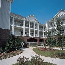 Exterior view WyndhamVR Nashville Fotos