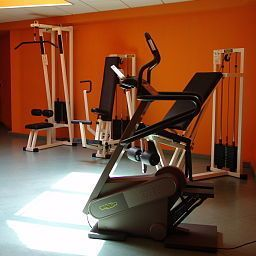 Fitness room Visconti Fotos