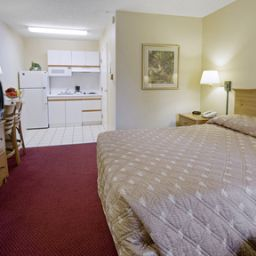 Chambre Extended Stay America - Fort Worth - Medical Center Fotos