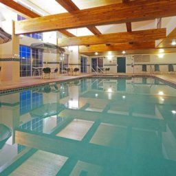 Pool WI  Milwaukee Airport Country Inn & Suites By Carlson Fotos