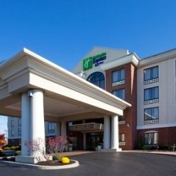 Vista esterna Holiday Inn Express Hotel & Suites BUFFALO-AIRPORT Fotos
