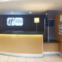 Hall Holiday Inn Express NOTTINGHAM CITY CENTRE Fotos