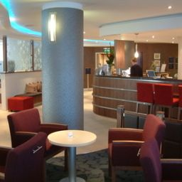 Widok zewnętrzny Holiday Inn Express SWINDON CITY CENTRE Fotos