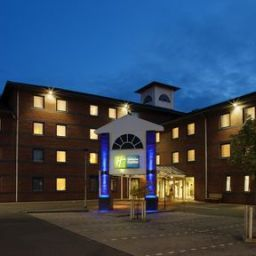 Exterior view JCT.5 Holiday Inn Express DROITWICH M5 Fotos