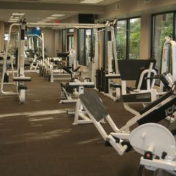 Wellness/Fitness Crowne Plaza EXECUTIVE CENTER BATON ROUGE Fotos