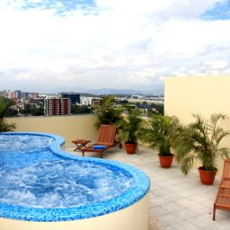 Wellness/Fitness Radisson Hotel And Suites Guatemala City Fotos