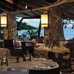 Restaurant Rosewood Little Dix Bay Fotos