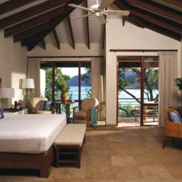 Suite Rosewood Little Dix Bay Fotos