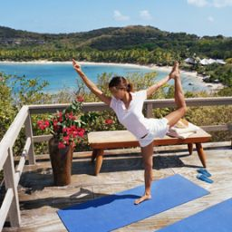 Wellnessbereich Rosewood Little Dix Bay Fotos