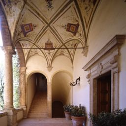Hall Relais La Suvera Fotos