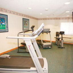 Wellness/fitness area La Quinta Inn Milwaukee Airport / Oak Creek Fotos