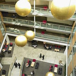 Interior view Clarion Cork City Fotos