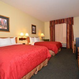 Zimmer AZ  Tucson Airport Country Inn & Suites By Carlson Fotos