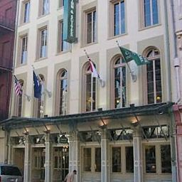 Vue extérieure Country Inn & Suites New Orleans French Quarter Fotos