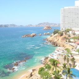 Außenansicht Holiday Inn Resort ACAPULCO Fotos