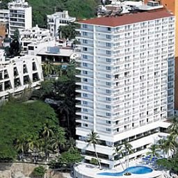 Vista esterna Holiday Inn Resort ACAPULCO Fotos
