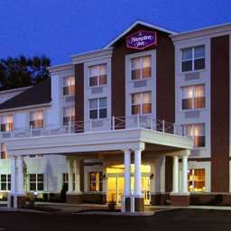 Vista exterior Hampton Inn BuffaloWilliamsville Fotos