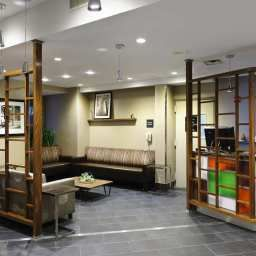 Hall Hampton Inn ManhattanChelsea Fotos
