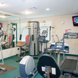 Wellness/fitness area La Quinta Inn & Suites Kingwood Fotos