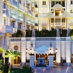 Monte Carlo Hotel Metropole Monaco