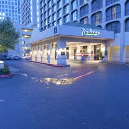 Exterior view Radisson Hotel & Suites Austin Downtown Fotos