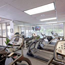 Wellness/fitness area Radisson Hotel & Suites Austin Downtown Fotos
